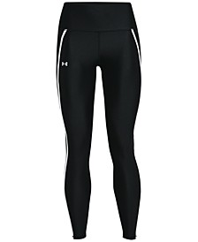 Women's HeatGear® Shine Mesh Leggings