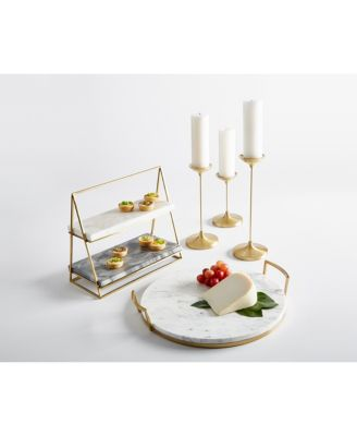 3-Pc. Wooden Salad Set, Created for Macy's