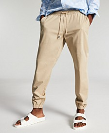 Men's Brad Twill Jogger, Created for Macy's
