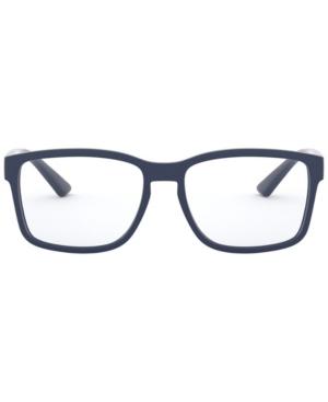 AN7177 Men's Square Eyeglasses