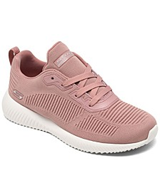 Women's BOBS Sport Squad - Tough Talk Walking Sneakers from Finish Line