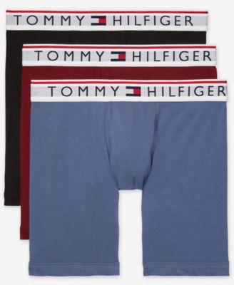 타미 힐피거 Tommy Hilfiger Mens 3-Pk. Modern Essentials Boxer Briefs