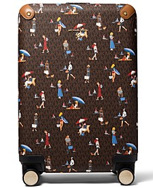 """Small 20"""" Hardcase Carry On Spinner"""