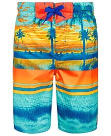 Big Boys Forever Summer Swim Trunks