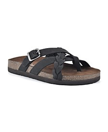 Harrington Women's Footbed Sandals