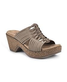 Crete Women's Clog Sandals