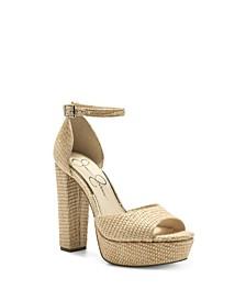Women's Pisila Platform Sandals