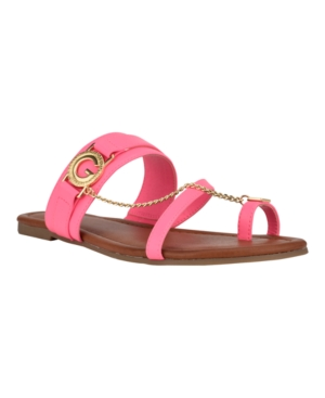 Women's Leavi Chain Slide Sandals Women's Shoes