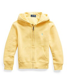 Toddler Boys Cotton Blend Fleece Hoodie