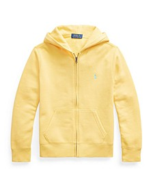 Big Boys Cotton Blend Fleece Hoodie