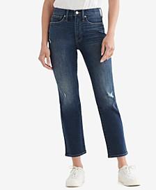 Zoe Straight-Leg Jeans