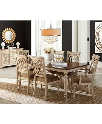 Dovewood Dining Room Furniture Collection Only At Macy 39 S Furniture M