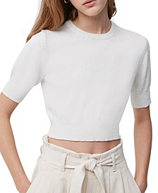 Margo Cropped Sweater