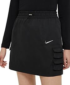 Women's Sportswear Woven Skirt