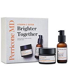 2-Pc. Vitamin C Ester Brighter Together Set