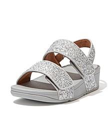 Women's Mina Glitter Mix Back-Strap Sandals