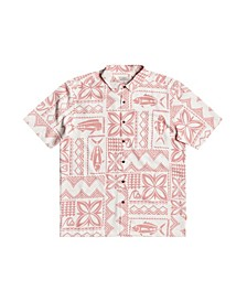 Men's Poke Time Short Sleeve Shirt