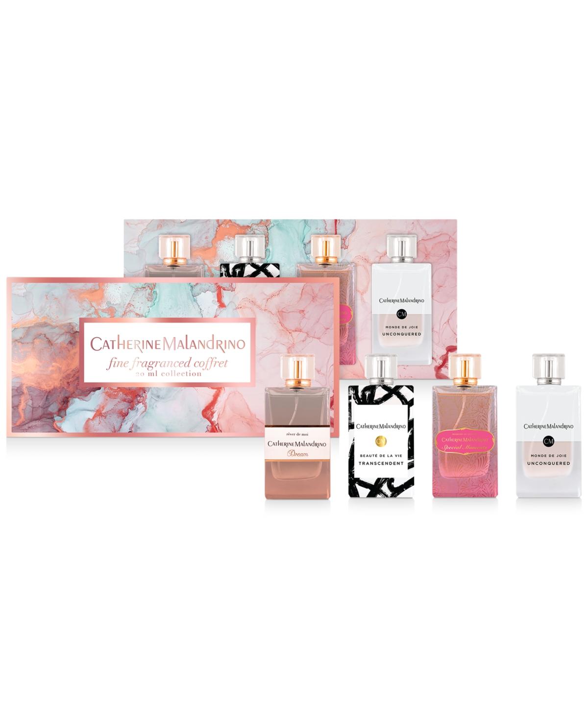 Catherine Malandrino 4-Pc. Fragrance Gift Set