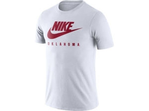 Nike T-shirts OKLAHOMA SOONERS MEN'S ESSENTIAL FUTURA T-SHIRT