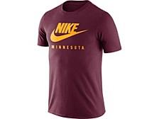 Minnesota Golden Gophers Men's Essential Futura T-Shirt