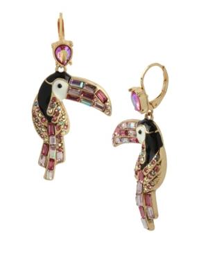 Toucan Drop Earrings