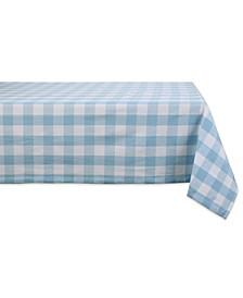"""Buffalo Check Tablecloth 60"""" x 104"""""""