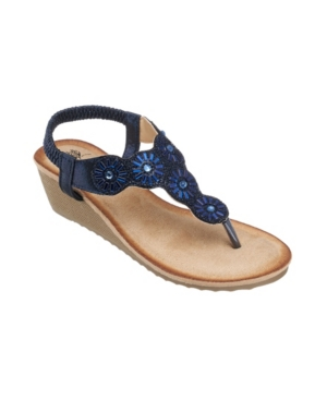 Jasmine Wedge Sandal Women's Shoes