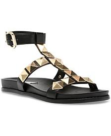 Women's Daft Studded Gladiator Sandals
