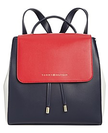 Katie Colorblocked Backpack, Created for Macy's