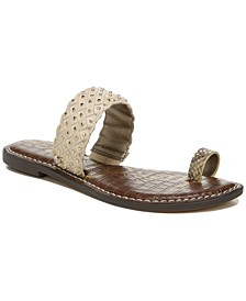 Women's Germaine Woven Toe-Ring Sandals