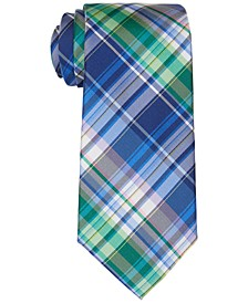 Men's Nantucket Classic Madras Plaid Tie