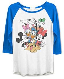 Trendy Plus Size Disney Characters Top