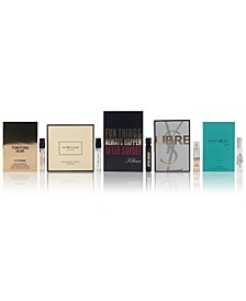 Receive a Free 5-Pc. Luxury Fragrance gift with any $150 Beauty purchase, Created for Macy's