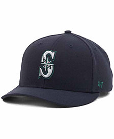 '47 Brand Seattle Mariners MLB On Field Replica MVP Cap