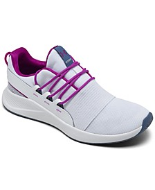 Women's Charged Breathe Sportstyle Running Sneakers from Finish Line