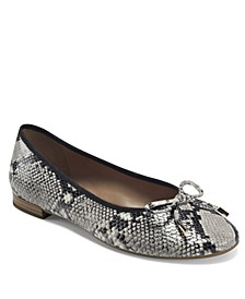 Women's Crystal Casual Ballet Flats