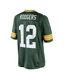 Men's Aaron Rodgers Green Bay Packers Limited Jersey