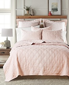 Washed Linen Quilt, Twin