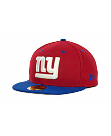 New Era New York Giants 2 Tone 59FIFTY Fitted Cap