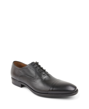 Bruno Magli Men's Locascio Classic Oxford Shoe Men's Shoes In Black Nappa