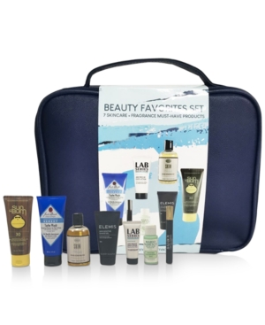 7-Pc. Men's Beauty Favorite's Set, Created for Macy's