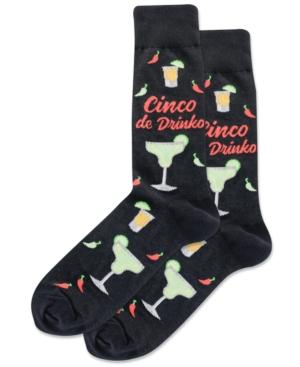 Men's Cinco Crew Socks