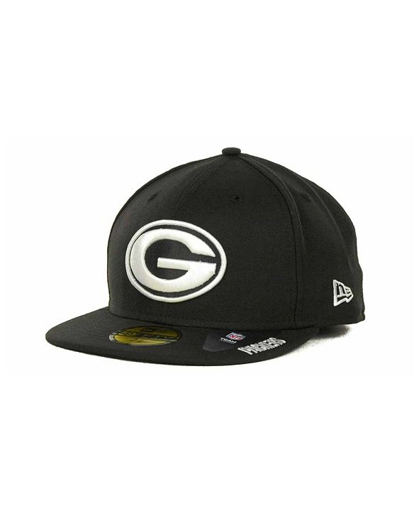 New Era Green Bay Packers 59FIFTY Cap