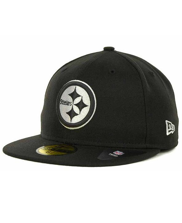 New Era Pittsburgh Steelers 59FIFTY Cap