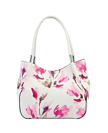 Floral Bangle Tote, Created for Macy's