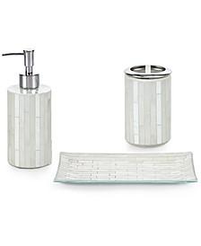 Annabel 3-Pc. Bath Accessory Set with Gift Box