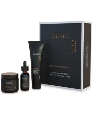 3-pc Skin Transforming Kit with Facial Shea Butter