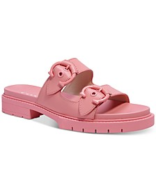 Women's Piper Banded Lug Sandals