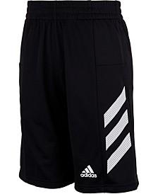 Toddler Boys New Pro Sport 3-Stripes Shorts