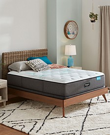 "Harmony Cayman Series 13.5"" Plush Mattress- Twin"